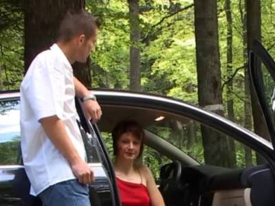 Interracial Outdoor Orgie mit Amateurpaaren